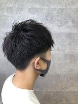 グランジュテ ヘアアンドスパ 新検見川(GRAND JETE Hair&Spa)ツーブロ風ショート [岩井麻由美]