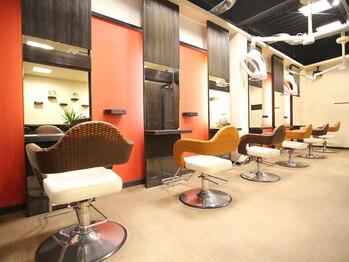 ヘアーヒロ 中央店(hair HIRO)の写真/【女性の魅力を引き出すスタイル創り】でワンランク上のオシャレを。平日限定クーポンで癒しを美が叶う。
