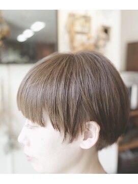 グランツヘアー(Glanz hair)ミニマムショート