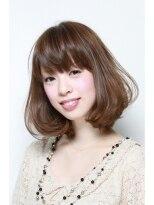 ギフト ヘアー サロン(gift hair salon)ワンカール Aラインボブ スタイル (熊本・通町筋・上通り)