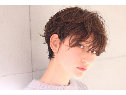 アンドヘアー(& hair)の写真