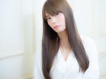 オーブ ヘアー ルル 京都四条通り店(AUBE HAIR lulu)の写真/【キラ艶縮毛矯正¥6200】繰返すほどに髪が蘇る究極の縮毛。髪のストレスも解消。カラーも同時OK☆