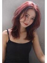 【Blanc/難波】くすみピンク/ピンクラベンダー/yuk1751
