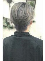 ヘアーサロン エール 原宿(hair salon ailes)(ailes原宿)style332 デザインカラー☆シルバーラベンダー