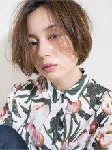 マイ ヘア デザイン(MY hair design)MY hair design コンパクトボブ 三角祐太