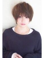 ジジ(Gigi)【Gigi】ラフで大人可愛い 小顔になれるショートヘア