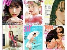 ニーナ ビューティーサロン(NINA Beauty Salon)の雰囲気(全国誌に掲載多数の最新プルエクステ正規取扱サロン☆)