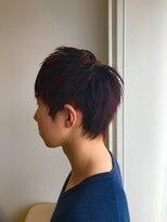 ケーオーエス(KOS beauty hair, nail & eyelash)ラフショート