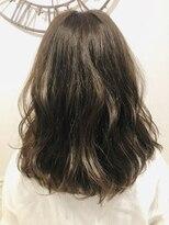 ヘアーサロン リアン 熊谷2号店(hair salon Rien)透明感アッシュブラウン