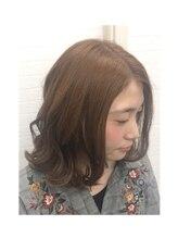 グラスヘアー(Grass Hair)ふんわりシフォンカール