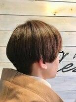 ブレス ヘアアンドスパ 湘南台(bless hair spa)春メンズマッシュ