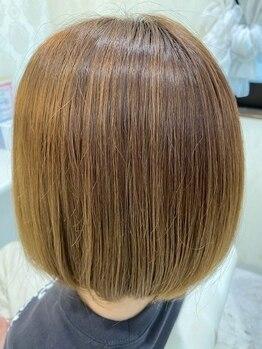 ブリエ(Briller)の写真/髪のダメージ・髪を丈夫な髪にされたい方、Brillerにお任せください。