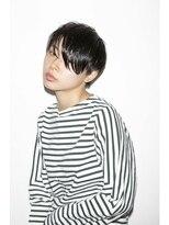 ピープル(people)〔people〕メンズライクな今っぽいバランスのショートヘア