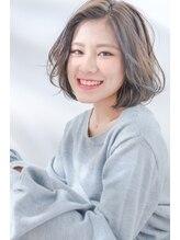 アコット(ACOT)ふんわりデジタルパーマ×ミディボブ【ACOT田中祐輔】