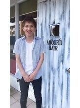 アムロードヘア(Amouroad hair)稲田 昌司