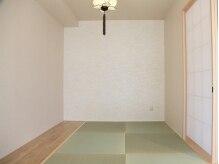セプトクルール(sept couleur)の雰囲気(広い畳のスペースあり)