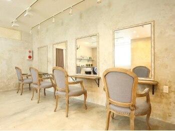"""ミミ(mimi)の写真/スタッフ全員女性の癒しサロン♪欧風空間で美味しいカフェドリンクを飲みながら、""""自分らしく""""過ごせます☆"""