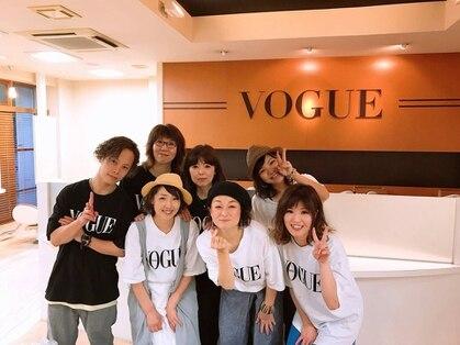 ヴォーグ(VOGUE)の写真