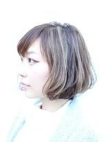 ヘアーデコ グラント(hair deco Grant)transparent