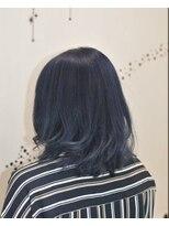 ヘアーサロン エール 原宿(hair salon ailes)(ailes 原宿)style373 ブルージュ☆ヴェールウエーブ
