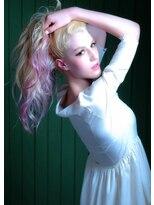 オゥルージュ(Au-rouge noma)# Accessories Colour / stylist : MISAKI ISHII