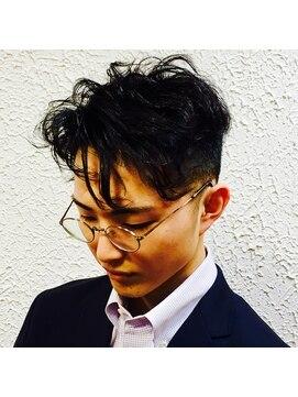 ヘアーメイクサロンアカイシ(hairmake salon AKAISHI)1カット2スタイル 【ルーズバージョン】