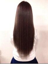 上野ではココだけ!!最大-15歳髪が叶う!輝きを放つ艶髪が叶う!インフェノムトリートメントの紹介♪