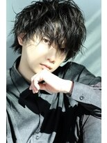 リップスヘアー 銀座(LIPPS hair)色気全開!ツイスパネオウルフ