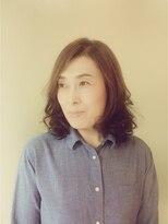 ヘアーアンドメイク ポッシュ 日暮里店(HAIR&MAKE POSH)Hidamari of the madam