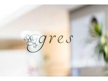 グリス(gres)の雰囲気(ガラス張りで明るい店内。駅徒歩1分です!)