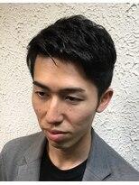 """ヘアーメイクサロンアカイシ(hairmake salon AKAISHI)""""マルロク""""カール2ブロック"""