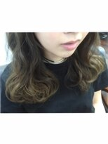 ヘアーアンドメイク ポッシュ 新宿店(HAIR&MAKE POSH)スモーキーカラー