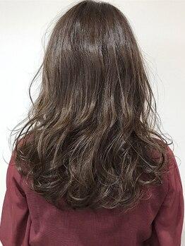 セックヘアデザイン(Sec hair design)の写真/『お客様のヘアスタイルの時を刻み生涯キレイに』そんな想いで寄り添うSalon【Sec. hair design 水戸】♪
