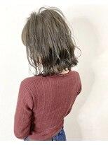 ソース ヘアアトリエ 梅田(Source hair atelier)【SOURCE】モカグレージュ