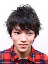 ビューティーボーイ ヤマグチ(BEAUTY BOY Yamaguchi)マッシュウルフ
