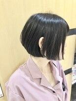 ヘアアンドネイル アアルト 東急プラザ戸塚店広瀬すず風ショート