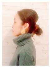ヘアメイク エンカレッジ(HAIR MAKE encourage)inagaki hitomi