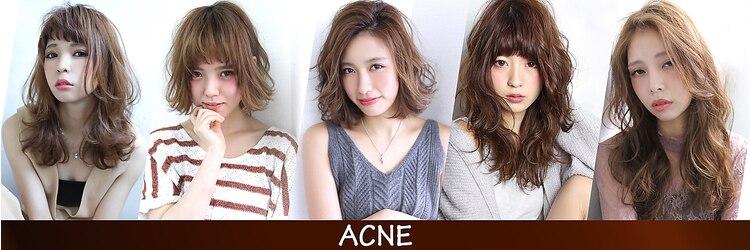 アクネ(ACNE)のサロンヘッダー