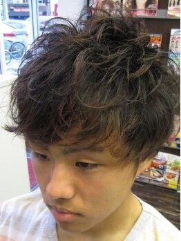 ヘアメイク アンジェリーク 蕨店(Hair Make Angelique)の写真/リピート率90%以上!!【似合わせカット+眉カット+クレンジングシャンプー¥6790→¥3240】