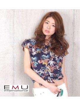 エム インターナショナル 春日部本店(EMU international)☆クールフェミニンロングスタイル☆