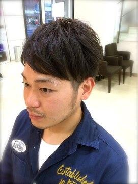 大賀 ヘアビューティ(Oga Hair beauty)メンズ定番スタイル