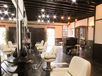 ヘアルーム ラスク(hair room RUSK)の写真