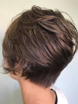 トラック ヘアー(TLUCK hair)の写真/お客様1人1人に頭皮・毛髪診断♪丁寧なカウンセリングとあなたのお悩みや希望を叶えるカット技術☆
