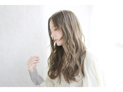 フェイス ヘアー メイク(Faith hair×make)の写真