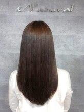 ナチュラル 郡山店(Natural)魔法の縮毛矯正☆髪質改善トリートメントで艶髪に