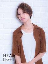 アーサス ヘアー デザイン 駅南店(Ursus hair Design by HEAD LIGHT)*Ursus*ゆるふわショートボブ