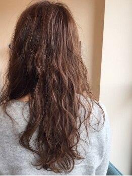 ツムギ(tsumugi HAIR DESIGN)の写真/『持続性』と『再現性』に自信あり◎髪質を見極めることが出来るstylistが理想のパーマにしてくれる♪