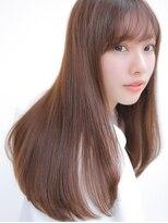 《Agu hair》うるツヤ質感★美髪ロング