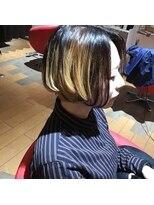 ヘアラボウィッシュ(hair labo Wish)ミディアムボブ♪