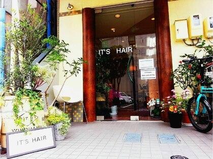 イッツヘアー(IT'S HAIR)の写真